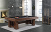 Bull Run Slate Pool Table