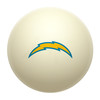 Los Angeles Chargers Cue Ball