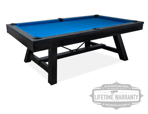 New Presidential Billiards Madison Pool Table For Sale