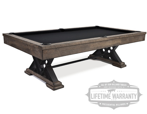 Vienna 8 Foot Pool Table For Sale