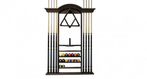 CL Bailey Deluxe Wall Cue Rack