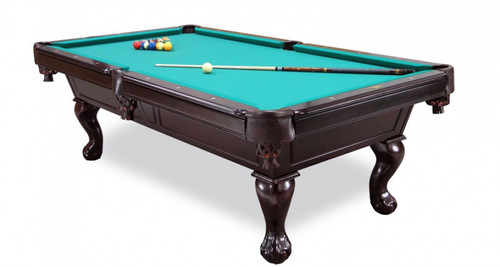 CL Bailey Norwich 8 Foot Pool Table For Sale in Traditional Mahogany (TM)