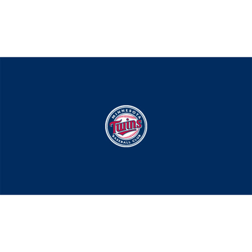 Minnesota Twins 8 Foot Pool Table Cloth