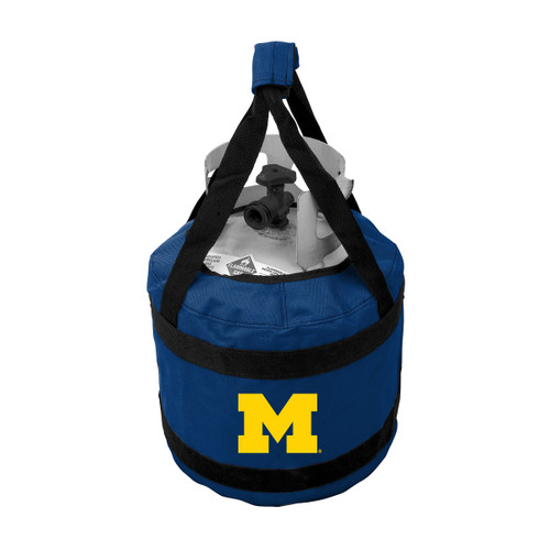 University of Michigan Propane Tank Holder