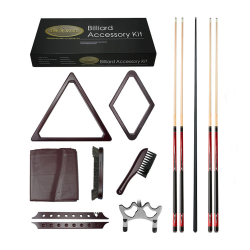 The Imperial Gold Accessory Kit
