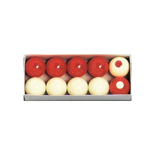 Aramith 2-1/8 in Standard Bumper Pool Ball Set