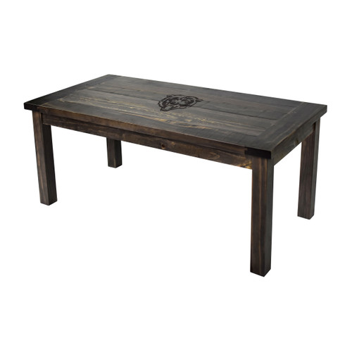 Chicago Bears Reclaimed Coffee Table