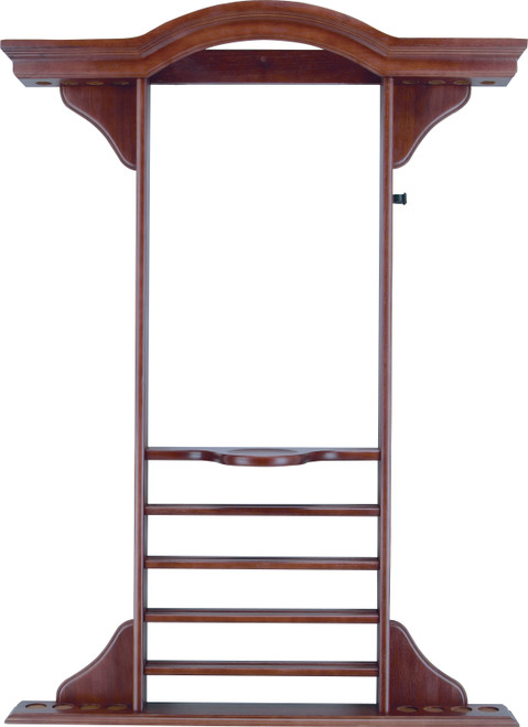 Action 8 Cue Crown Wall Rack