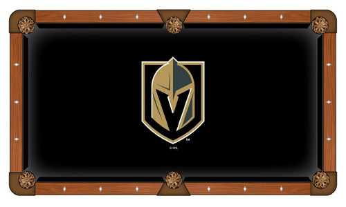 Vegas Golden Knights Pool Table Cloth