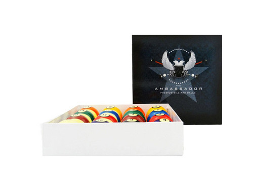 Presidential Ambassador Billiard Ball Set