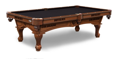 Colorado 8' Pool Table