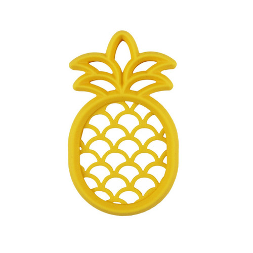 Pineapple Silicone Baby Teether