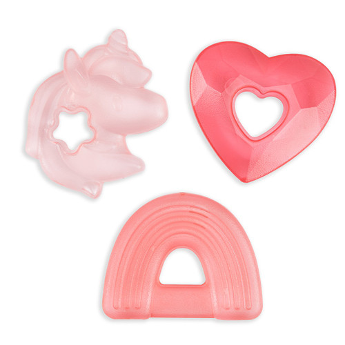 Cutie Coolers™ Unicorn Water Filled Teethers
