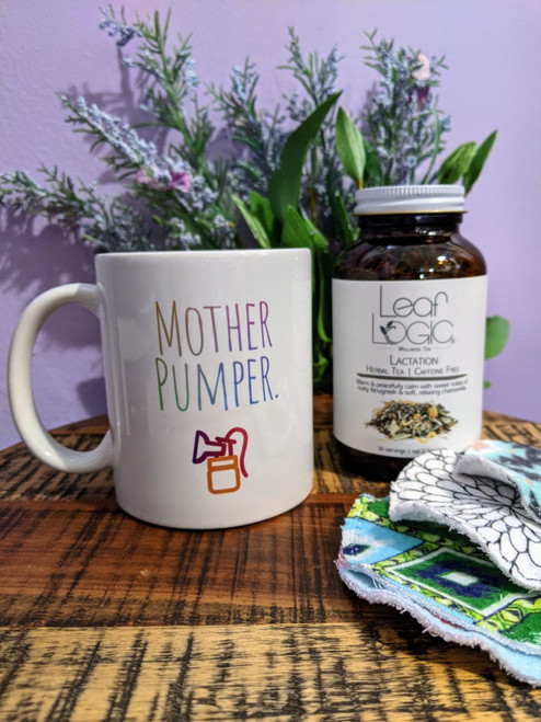 Mother Pumper Mug