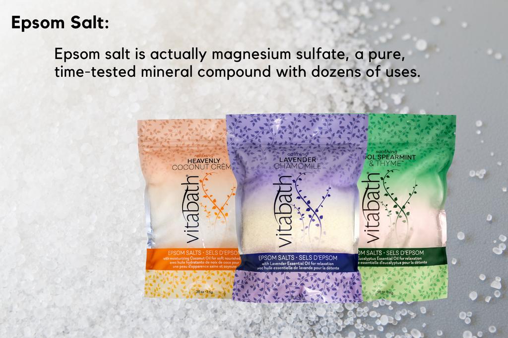How Often can you Take Epsom Salt Baths? — Vitabath