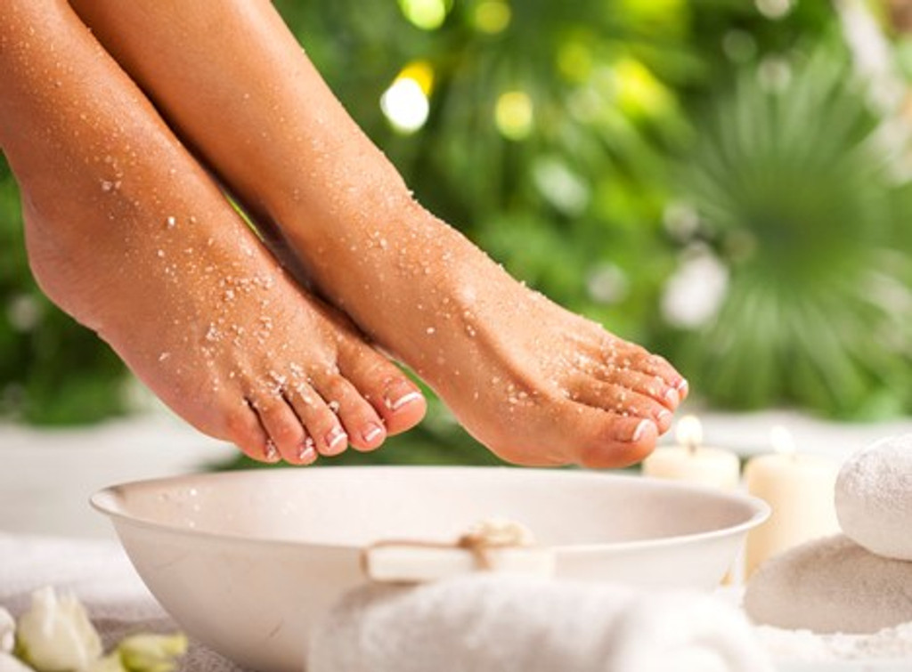 The Best Way to Get Rid of Dry Skin on Feet