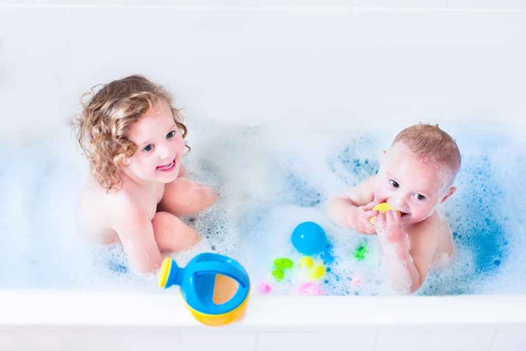 Bubble Baths Can Help Kids Relax and Unwind