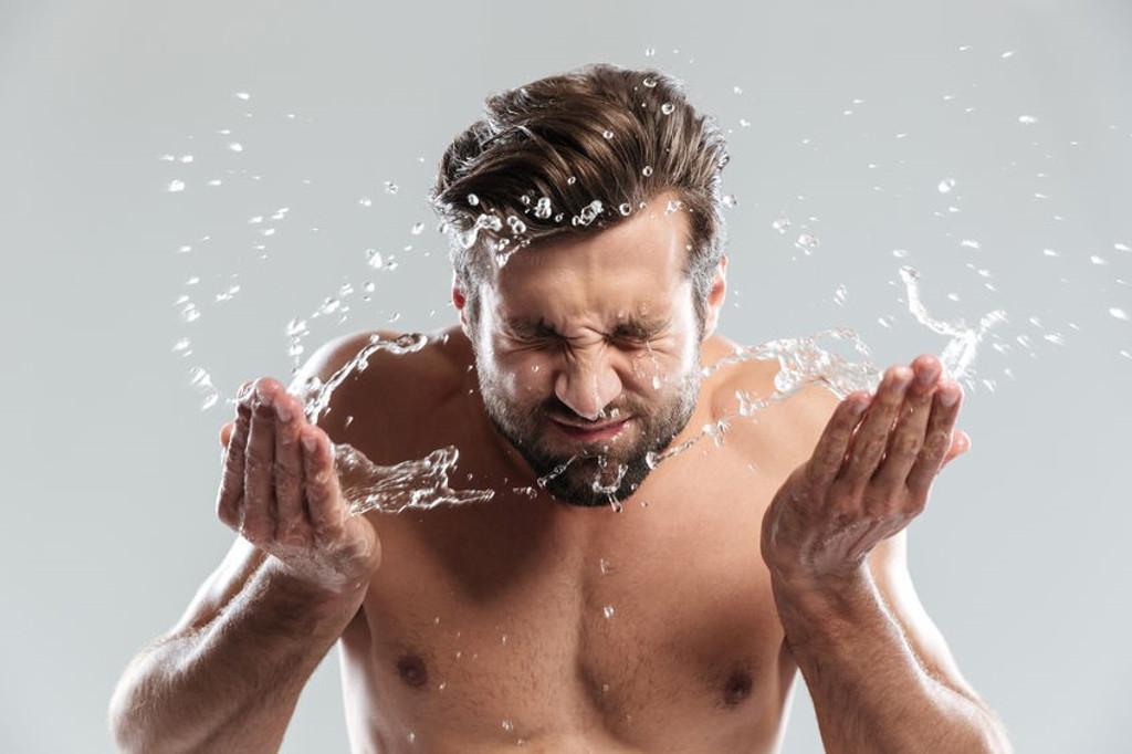 Best Simple Skin Care Routine for Men - Vitabath®