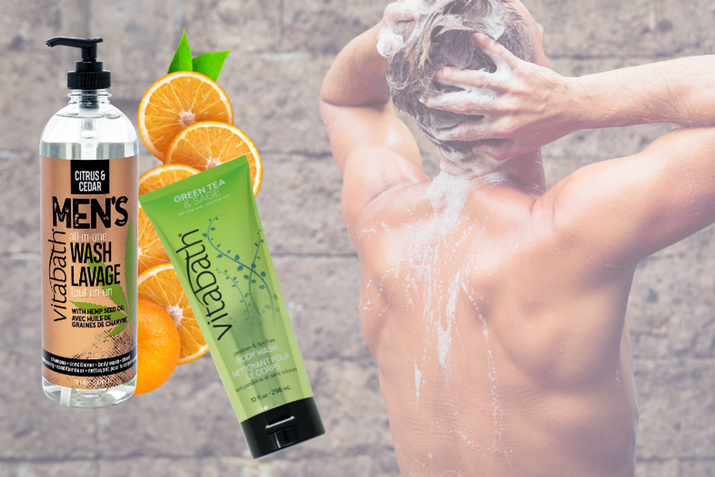 Best Healthy Body Washes for Your Skin — Vitabath