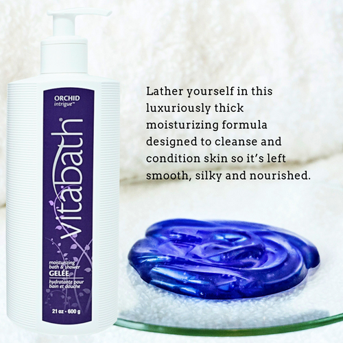 Orchid Intrigue™ Bath & Shower Gelée 21 oz /600 g