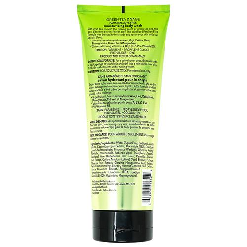 Green Tea & Sage Body Wash 10 fl oz/296 mL