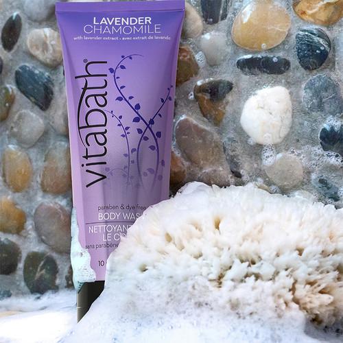 Lavender Chamomile Body Wash 10 fl oz/296 mL