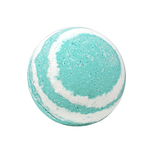 Cucumber & White Tea Hand-Wrapped Foaming Bath Bomb 5.29 oz/150 g