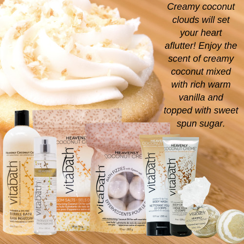 Heavenly Coconut Crème™ Body Cream 8 oz/226 g