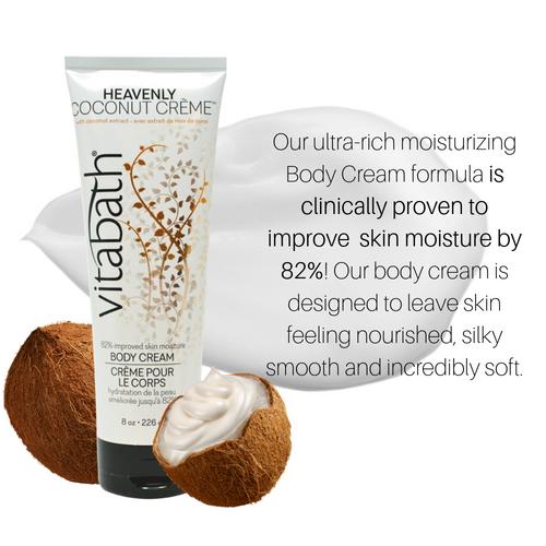 Heavenly Coconut Crème™ Body Cream 8 oz/226 g