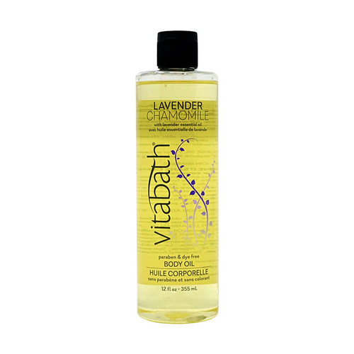 Lavender Chamomile Body Oil 12 fl oz/355 mL