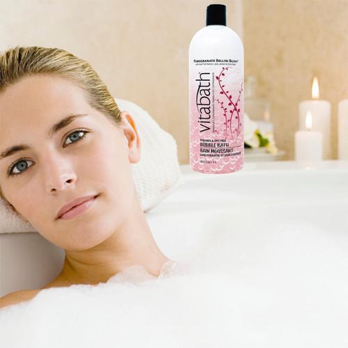 Pomegranate Bellini Blush™ Bubble Bath 33.8 fl oz/1L