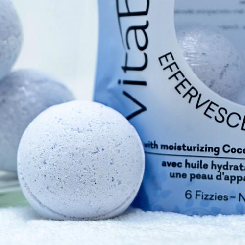Coconut Noir™ Bath Fizzies 10 oz/283 g