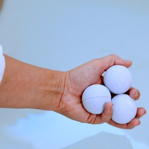 Pomegranate Bellini Blush™ Bath Fizzies 10 oz/283 g