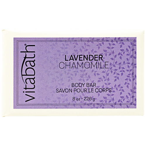Lavender Chamomile Bar Soap 8 oz/266 g