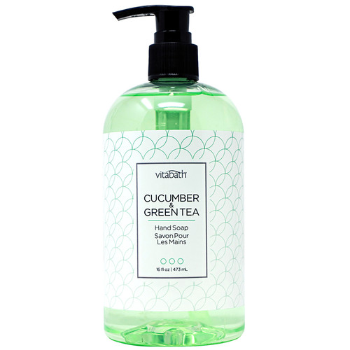 Cucumber & Green Tea Hand Soap 16 fl oz/473 mL