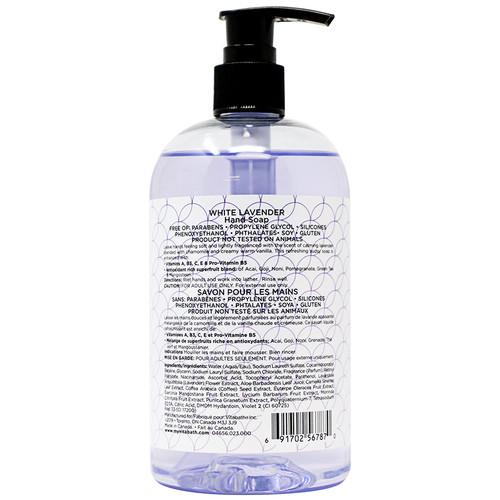 White Lavender Hand Soap 16 fl oz/473 mL