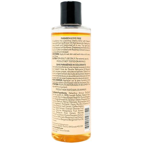 Heavenly Coconut Creme™ Foaming Shower Oil 8 fl oz/236 mL