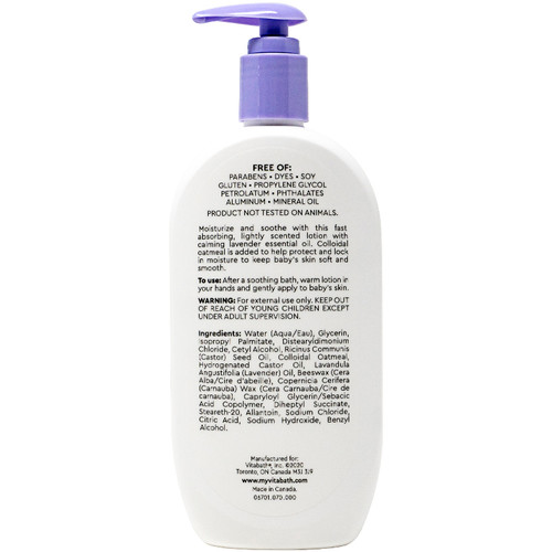 BABY Daily Lotion 12 fl oz/355 mL