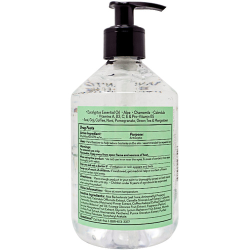 Cool Spearmint & Thyme™ Hand Sanitizer 16 fl oz
