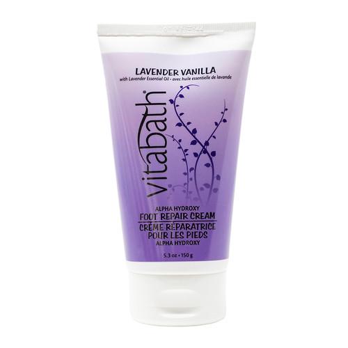 Lavender Vanilla Foot Repair Cream 5.3oz/150g
