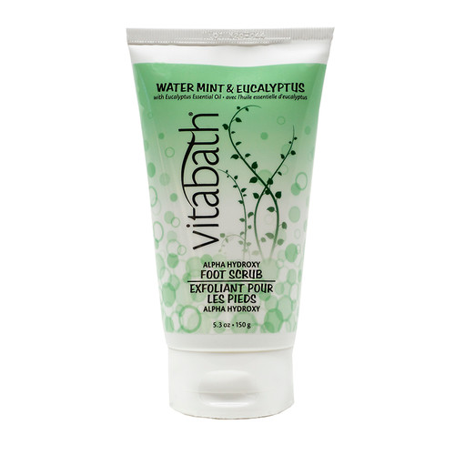 Water Mint & Eucalyptus Foot Scrub 5.3oz/150g