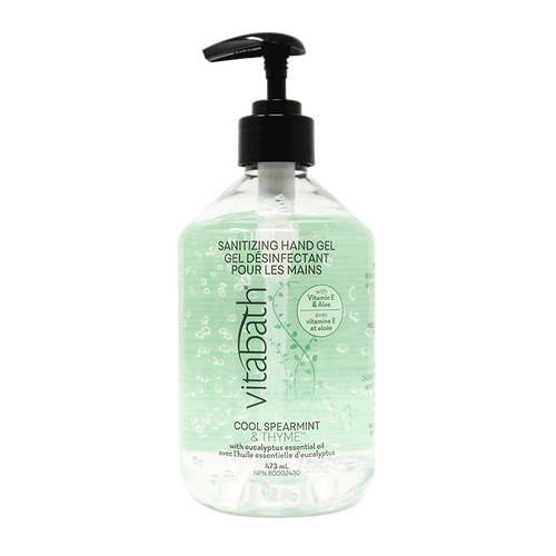 Cool Spearmint & Thyme™ Hand Sanitizer 473 mL
