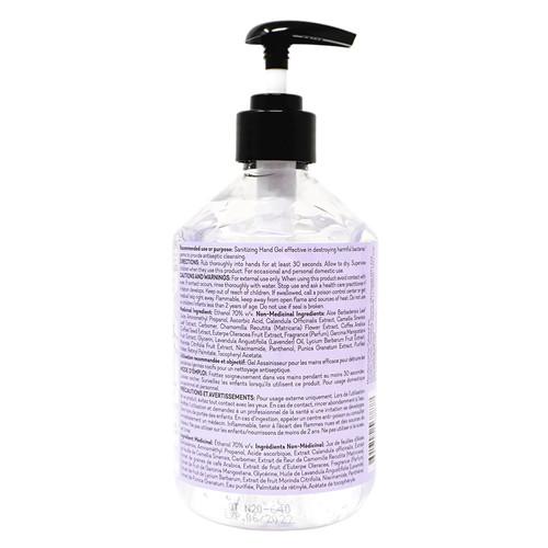 Lavender Chamomile Hand Sanitizer 473 mL