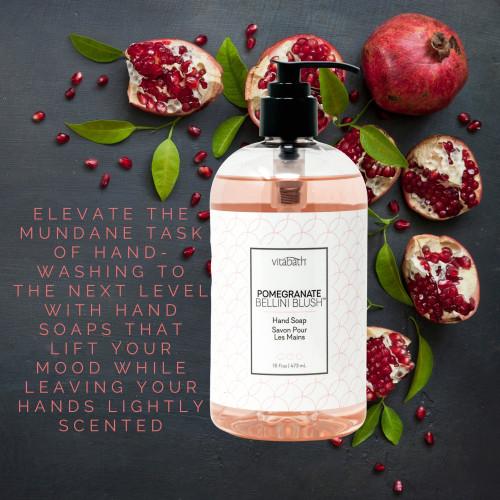 Pomegranate Bellini Blush™ Hand Soap 16 fl oz/473 mL