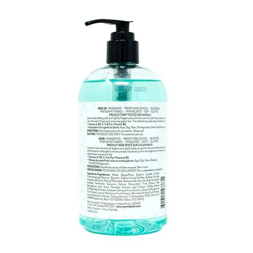 Cucumber & White Tea Hand Soap 16 fl oz/473 mL