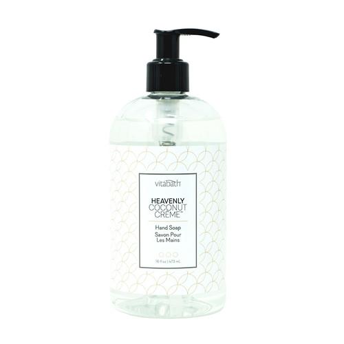 Heavenly Coconut Crème™ Hand Soap 16 fl oz/473 mL