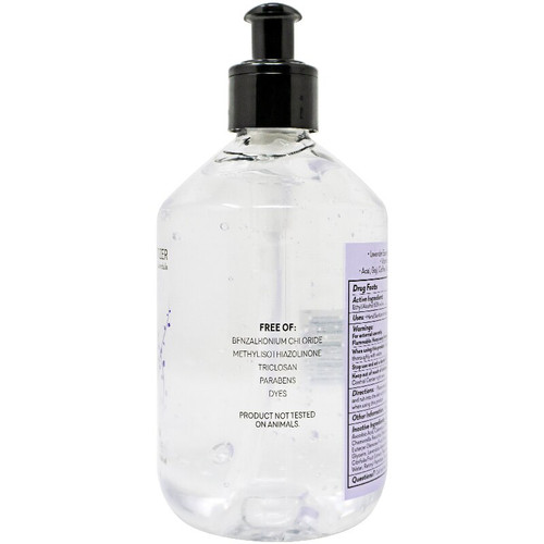 Lavender Chamomile Hand Sanitizer 2pk Set - 16 fl oz