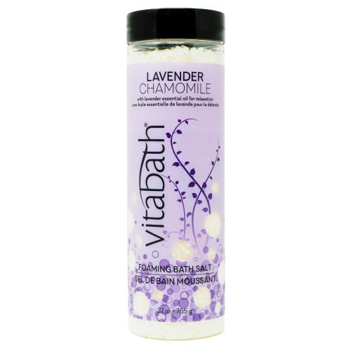 Lavender Chamomile Foaming Bath Salts 27 oz/765 g