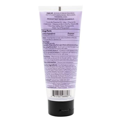 Lavender Chamomile Hand Sanitizer 3 fl oz/88 mL