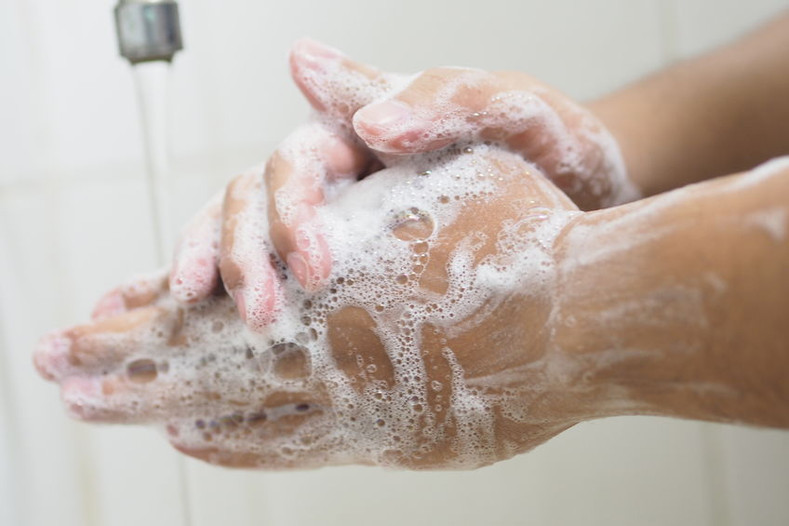 Does hand soap kill germs?